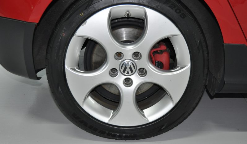 Volkswagen Golf GTI 2.0 TFSI 200cv, libro, perfecto estado. lleno